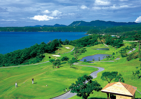 Kanucha golf course