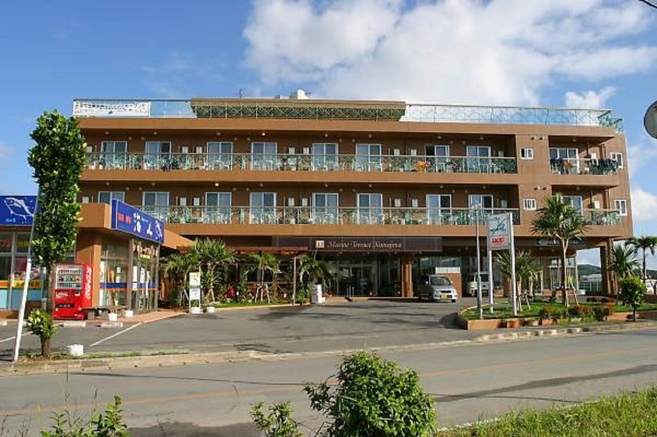 La teada kumejima terrace former hotel marine terrace for 50 marine terrace