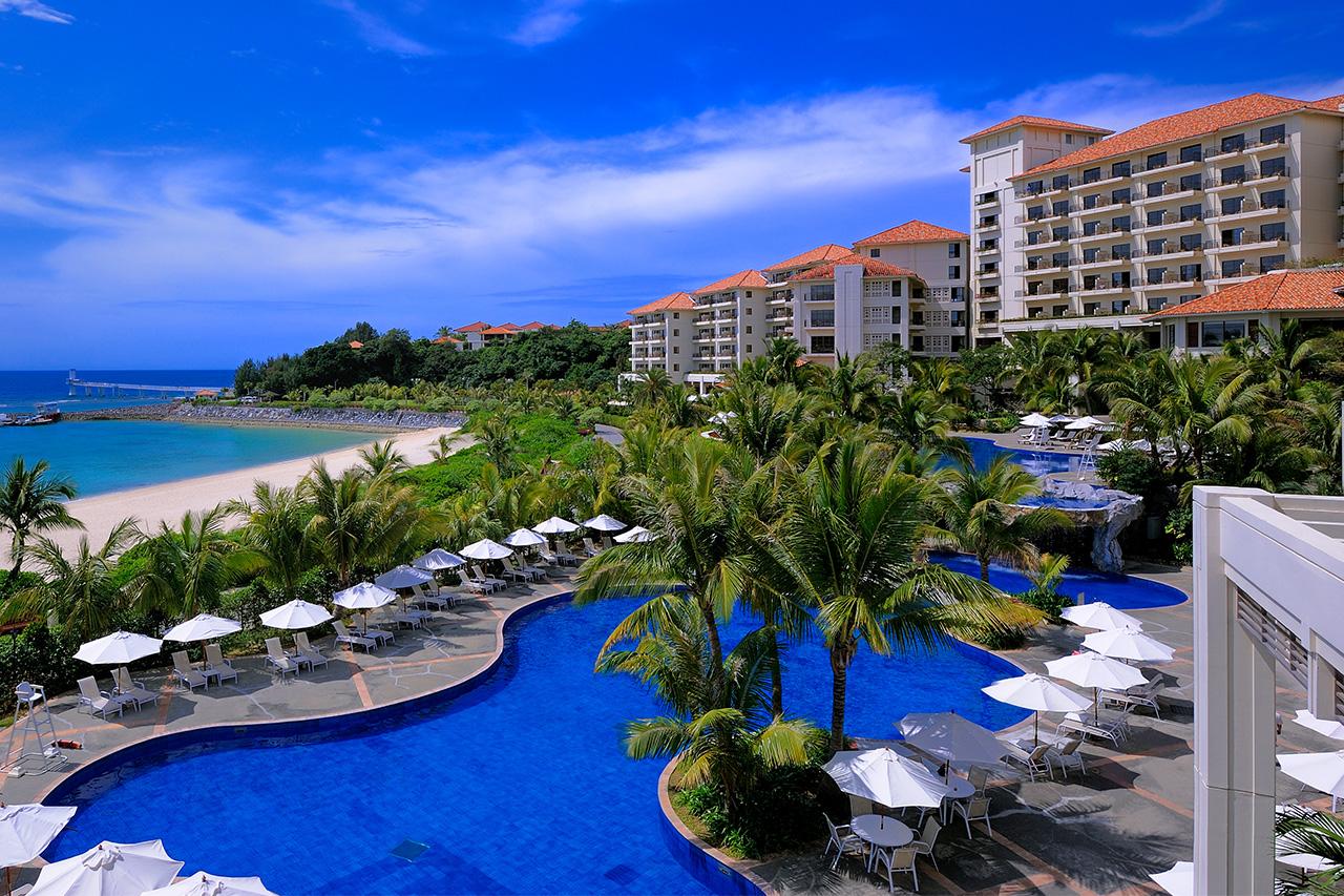 ホテル 休業 沖縄