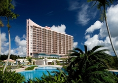 冲绳万豪度假酒店(Okinawa Marriott Resort & Spa)