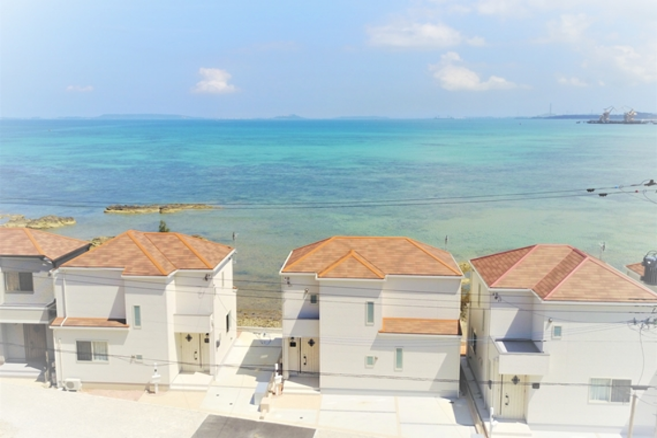 THE FEEL KIN SEASIDE Villa -Umi-
