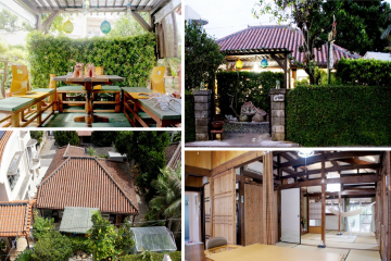 Accommodation hirata of old folk house