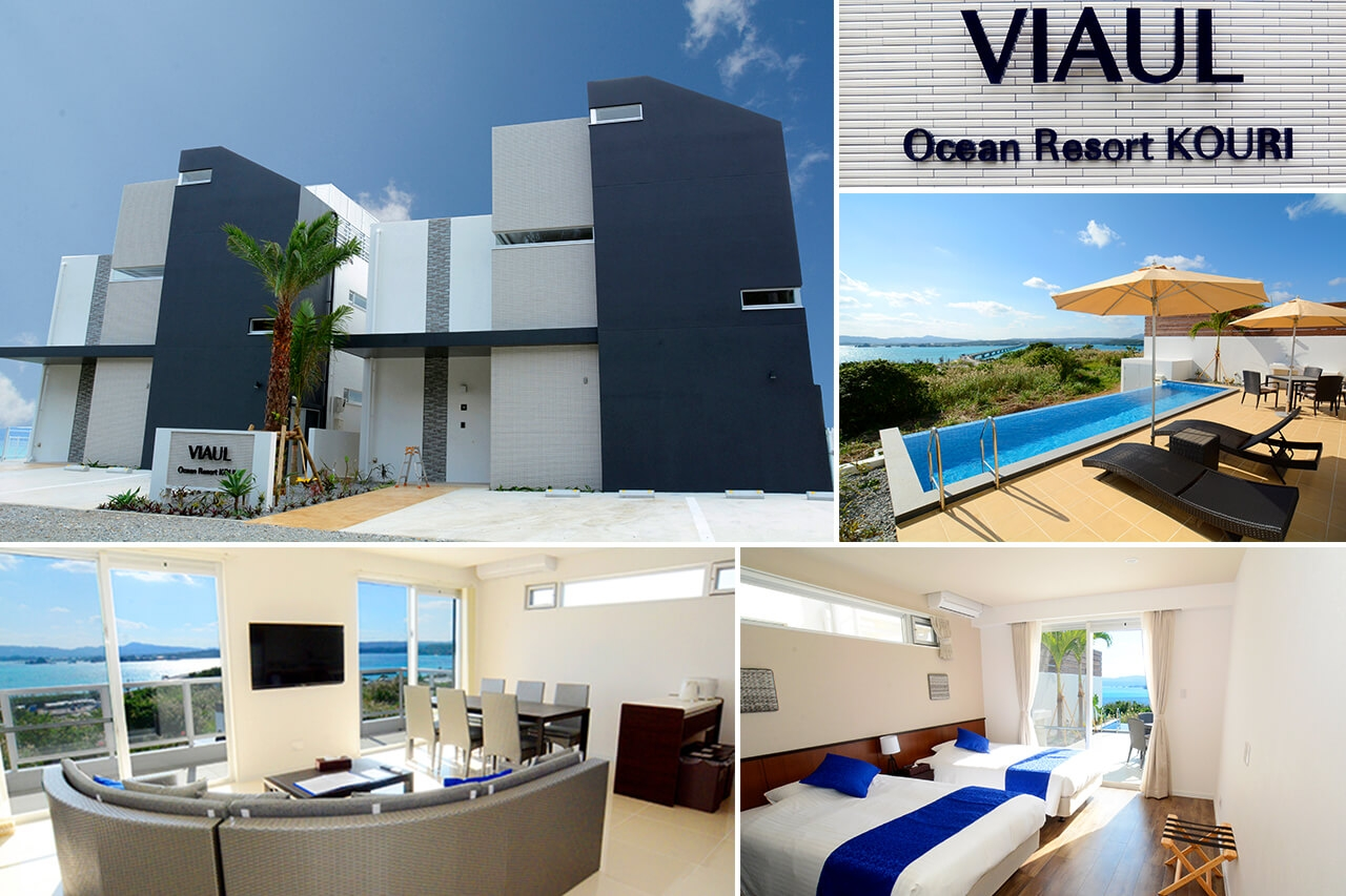 VIAUL Ocean Resort KOURI【JOY HOTEL management】