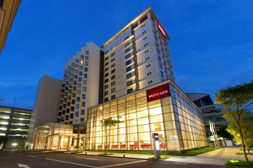 [confirmation required] Mercure Hotel Okinawa Naha