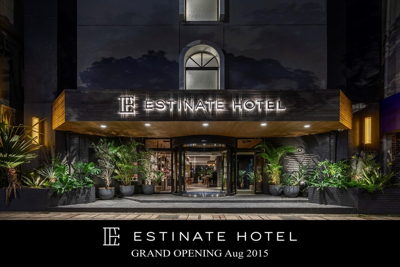 ESTINATE HOTEL ※May, 2020 guest room renewal!