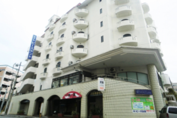 [confirmation required] Hotel Peace Land Naha