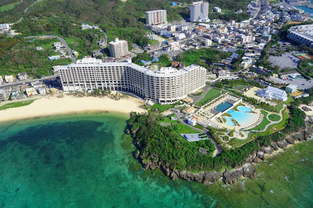 沖繩蒙特利水療度假酒店(Hotel Monterey Okinawa Spa & Resort)