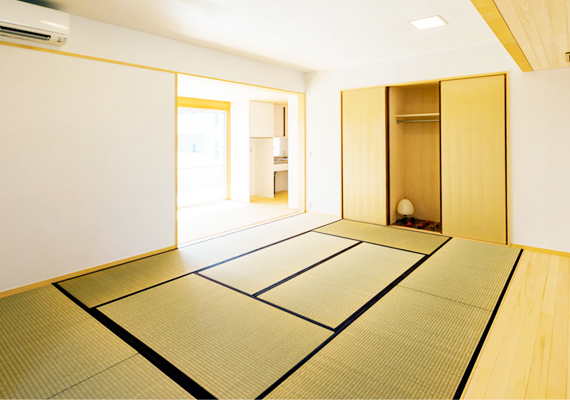 [Room 201] Comfortable cozy Japanese-style room