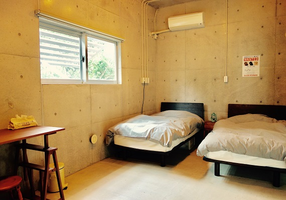 Room with 2 beds (1 room) 17 ㎡