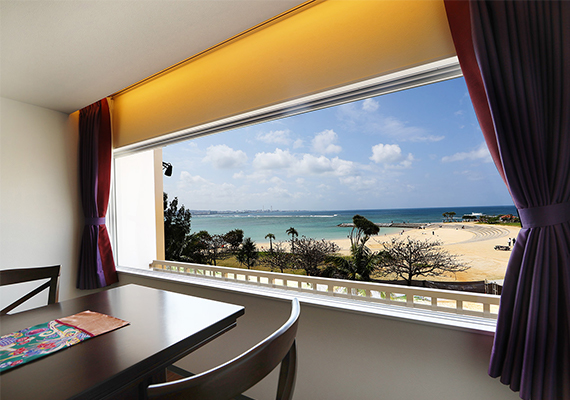 【Only 2 rooms】 Ocean view room suite 53 m²