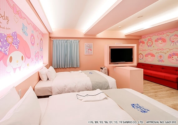 [Junior Suite] My Melody 36㎡