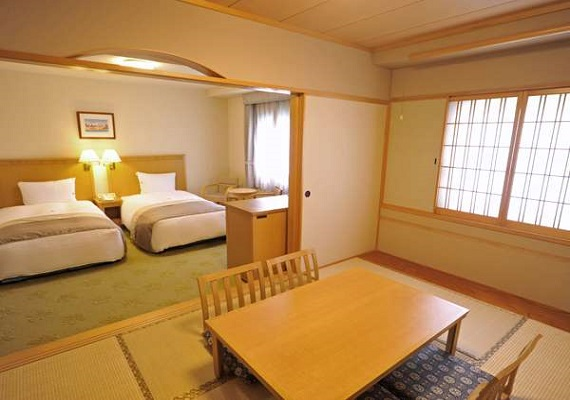Pacific TATAMI twin (Japanese-Western style room)