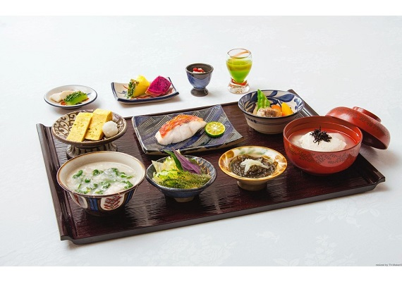motobu breakfast set (an example)