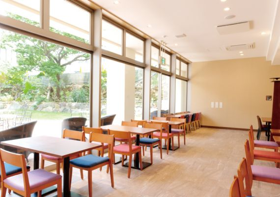 【Open of new wing in June 2016】