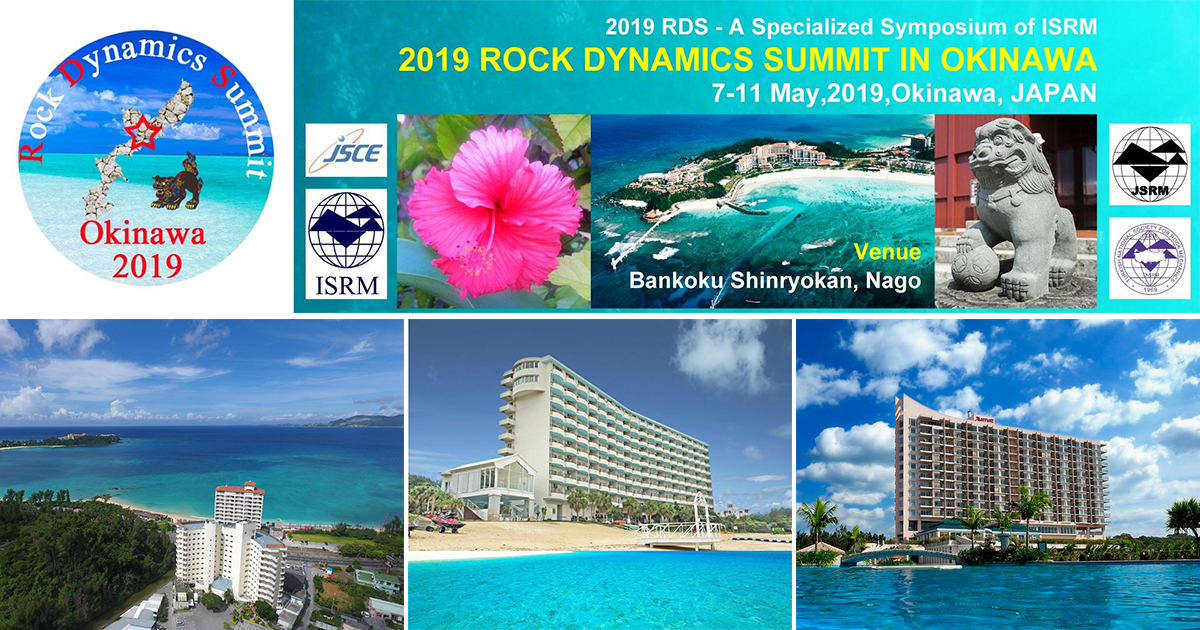 RDS in OKINAWA 2019 - Exclusive accommodation offer for participants only