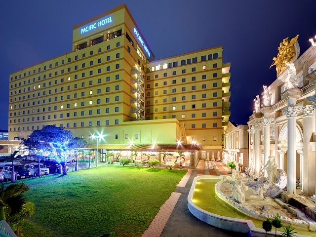 One of the largest city & resort hotels in Naha / Standard plan (room without meals)