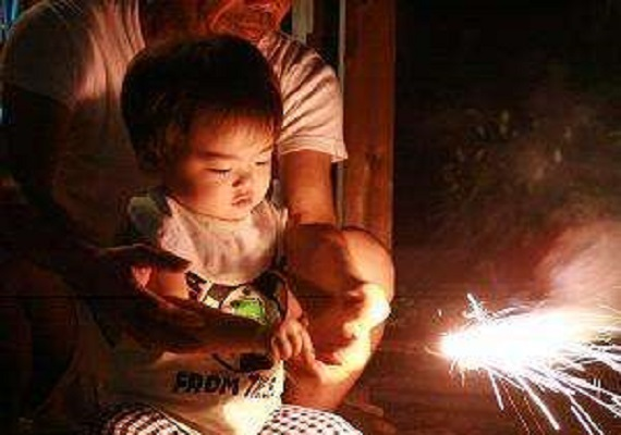 Have you ever played with fireworks in Okinawa? plan