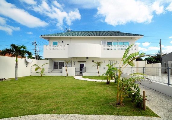 【Annex with wide garden】Standard plan with luxurious space to spend time on southern island (Room without meals)