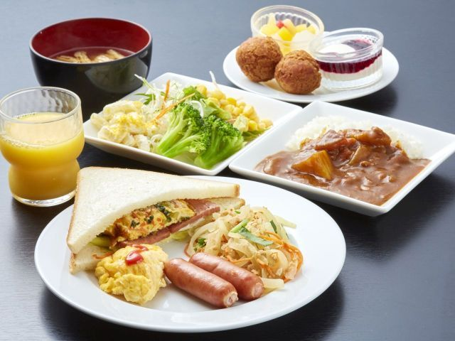 Business trip, travelling support ♪ With breakfast buffet☆