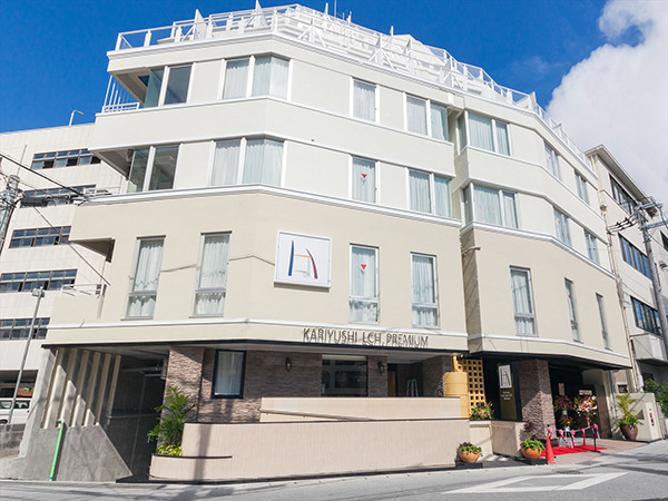 ◆ Amenities included ◆ Taste the atmosphere of Naha with this simple stay! /Without meals