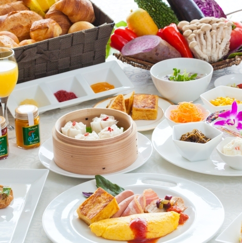 【Reservation acceptable by on the day!】 Have a lot of fun in Okinawa♪ With breakfast buffet 80 kinds of japanese, western and chinese dishes ★
