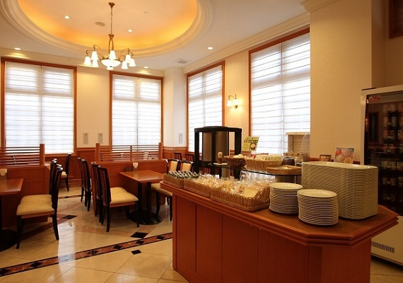 ~le Blion~ Great access and with a good value breakfast service♪ Matsuyama stay ♪