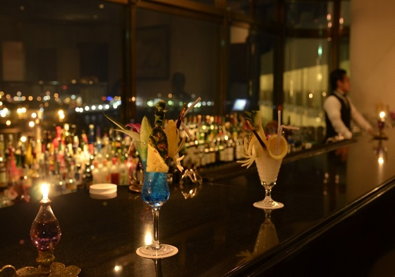 Have a special time in a bar [Naha Area]