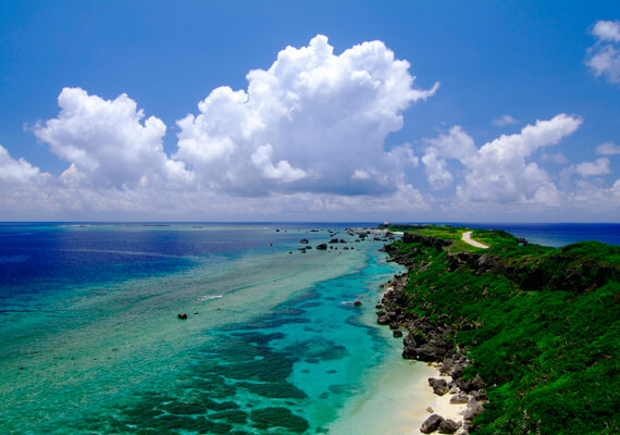 The atmosphere of Miyakojima that you can not feel on Okinawa Island!~The first stage~