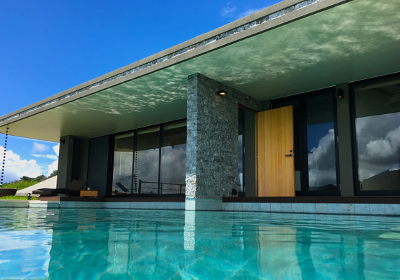 Villa with pool (rental of the whole house)  [Maximal capacity is 6 persons] April - January 7th