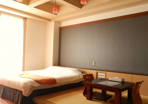 One Japanese-Western style room