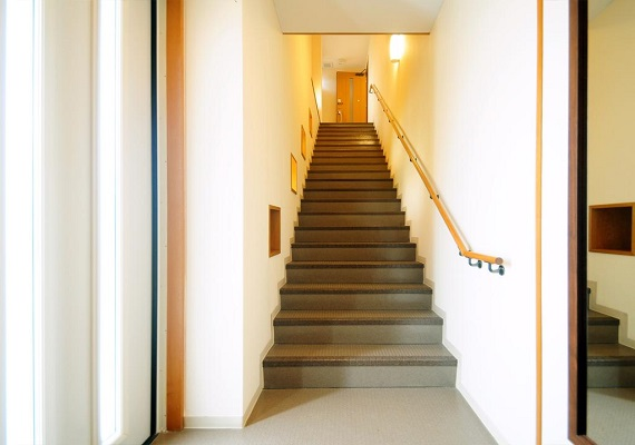 【Stairs】 Stairs to the 2nd floor