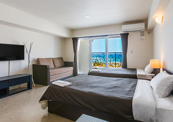 Ocean View: Early reservation discount 3 non-smoking 34 square meters