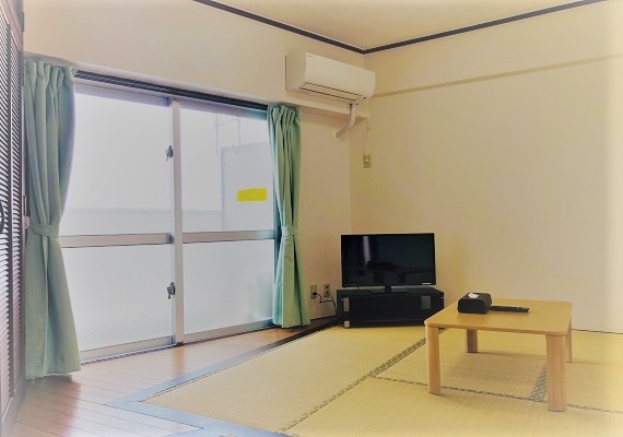 【Non-smoking】Japanese-style room・With mini-kitchen
