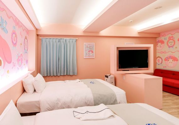 My melody design/bed