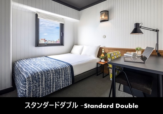 - bed in standard double room - guest room is made in Simmons Corporation in all rooms. Feeling in bed is the best.