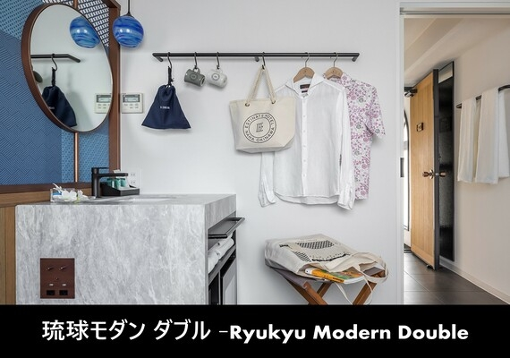 We will have reflected voice of Ryukyu modern double - room washstand - all of you, making and focus on convenience!