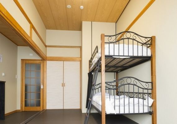 Private Room for 4 guests - Japanese and Western Style (3F)