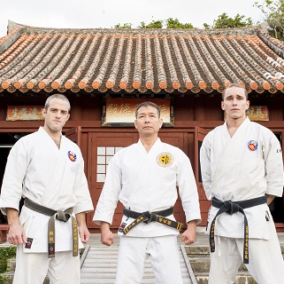 Okinawa's Traditional Karate Experience