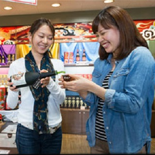 Awamori Factory Tour!Get a Limited Edition Awamori (8-year-old wine・Shuri Castle・30 degrees 720ml)♪ And Free Mini Awamori bottle!
