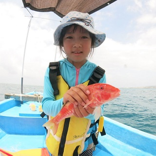 【Ok to register on the actual day】A Fishing Experience where children and beginners can enjoy!!2 hours duration!Depart from Kadena port