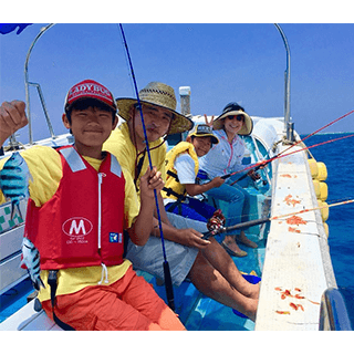 【You can register on the actual day】A easy Fishing Experience!  Children and beginners can enjoy too!!2 hour plan!