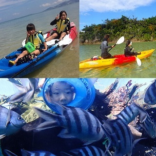 Sea Kayaking & Snorkeling tour!