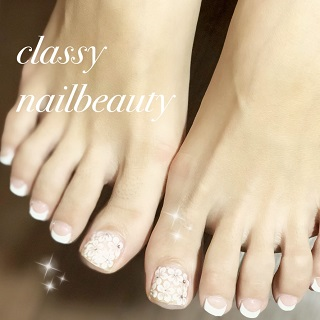 【Nail Beauty】Gel Pedicure