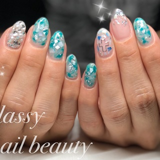 【Nail Beauty】Manicure Gel Nails