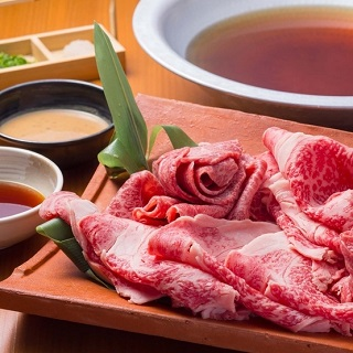 Delicacy! Course with shabu-shabu with Ishigaki beef + island vegetables buffet