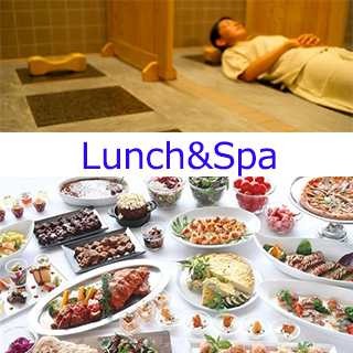 【EM Wellness Resort Costa Vista Okinawa Hotel & Spa】Lunch buffet & Bedrock bath & Spa ★ Weekdays only ★