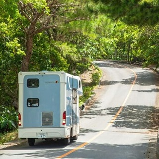 【Camping Car Experience】@Kenmin no Mori. The Very Popular Camping Gear Rental plan!