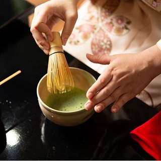 【Japanese culture experience in Onna-son, on Saturdays】~Japanese tea ceremony~