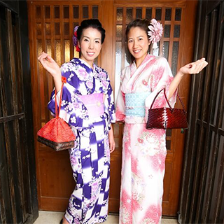 【Yukata Commemorative Photo Shoot】Our shop is near Naha Kokusai Street ♪All included《Hair arrangement, point makeup, dressing& photoshoot》!
