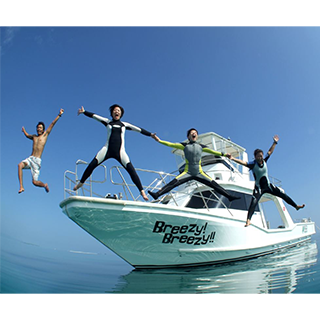 【For the first time in Ishigaki Island! All non-smoking】Fun Diving! 3 Dives with a comfortable cruiser!